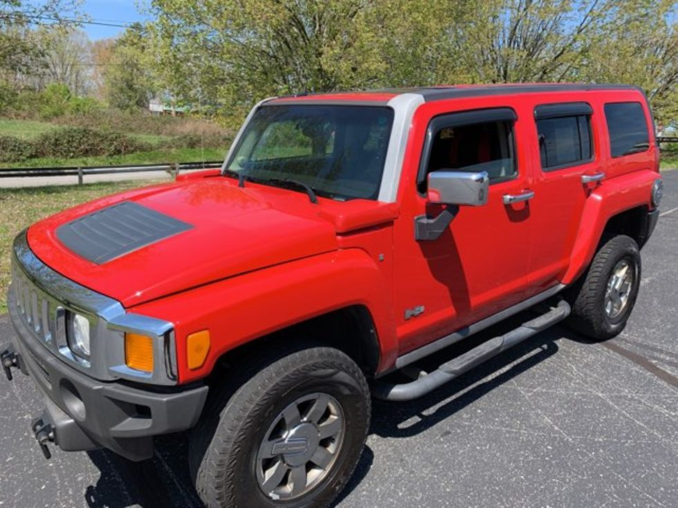 Buy Here Pay Here Knoxville >> 2006 Hummer Carfax Clean H3 Showroom Condition 4x4 Leather