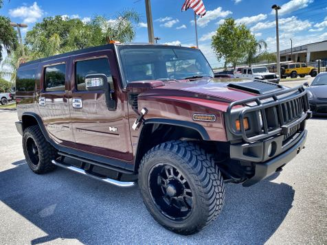 2006 Hummer H2 PREMIUM 3RD ROW NAV LEATHER  in Plant City, Florida