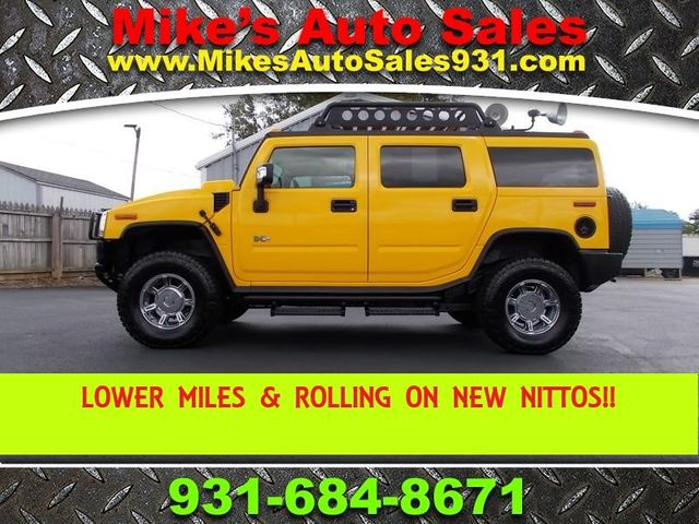 2006 Hummer H2 Shelbyville, TN