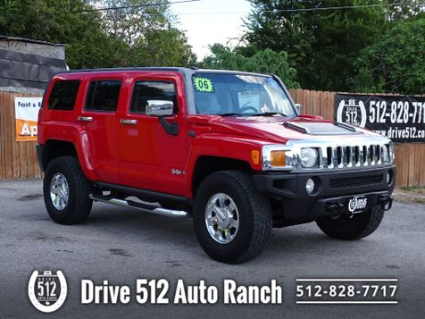 2006 Hummer H3 4X4 Leather Sunroof NICE! in Austin, TX