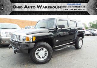 2006 Hummer H3 4x4 Leather Sunroof Clean Carfax We Finance | Canton, Ohio | Ohio Auto Warehouse LLC in  Ohio