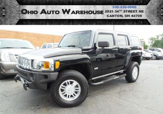 2006 Hummer H3 4x4 Leather Sunroof Clean Carfax We Finance   Canton, Ohio   Ohio Auto Warehouse LLC in Canton Ohio