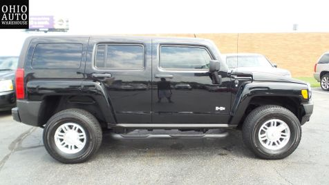 2006 Hummer H3 4x4 Leather Sunroof Clean Carfax We Finance | Canton, Ohio | Ohio Auto Warehouse LLC in Canton, Ohio