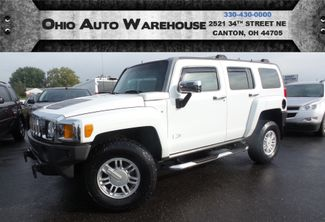 2006 Hummer H3 4x4 Leather Sunroof 5 NEW TIRES We Finance | Canton, Ohio | Ohio Auto Warehouse LLC in Canton Ohio