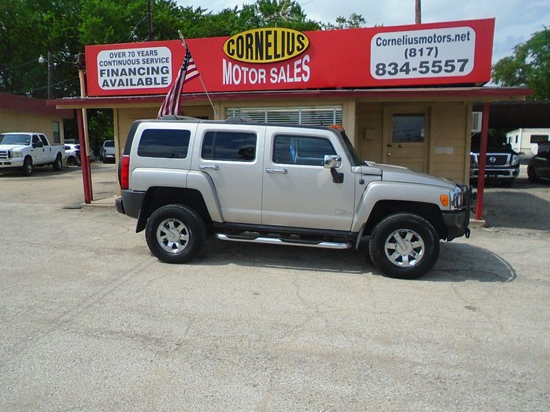 2006 Hummer H3  | Fort Worth, TX | Cornelius Motor Sales in Fort Worth TX