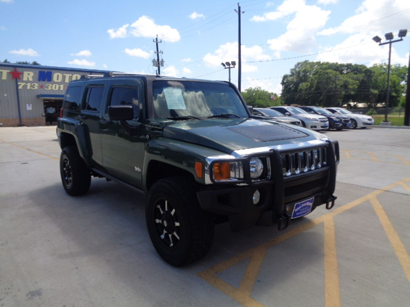 2006 Hummer H3 city TX Texas Star Motors in Houston, ...
