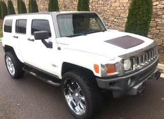 2006 Hummer-Carfax Clean! H3-SHOWROOM CONDITION!  CARMARTSOUTH.COM Knoxville, Tennessee