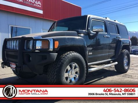 2006 Hummer H3 Sport Utility 4D in