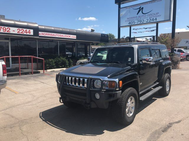 2006 Hummer H3 located 700 S Macarthur 405-917-7433