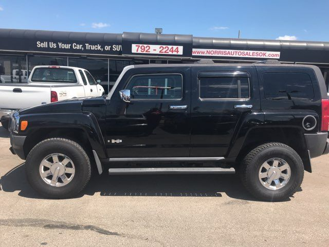 2006 Hummer H3 located 700 S Macarthur 405-917-7433 in Oklahoma City, OK 73122