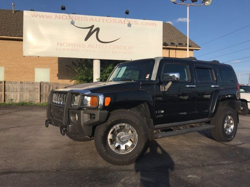 2006 Hummer H3 located 700 S Macarthur 405-917-7433 | Oklahoma City, OK | Norris Auto Sales (NW 39th) in Oklahoma City OK
