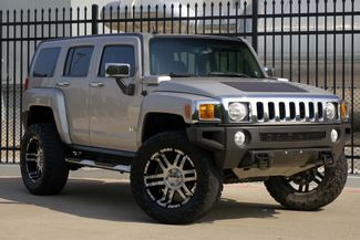 2006 Hummer H3 Adventure*Lift* Sunroof* Big Wheels* EZ Finance** | Plano, TX | Carrick's Autos in Plano TX