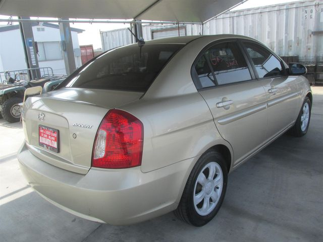 2006 Hyundai Accent GLS Gardena, California 2