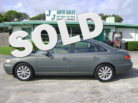 2006 Hyundai Azera LIMITED in Fort Pierce, FL