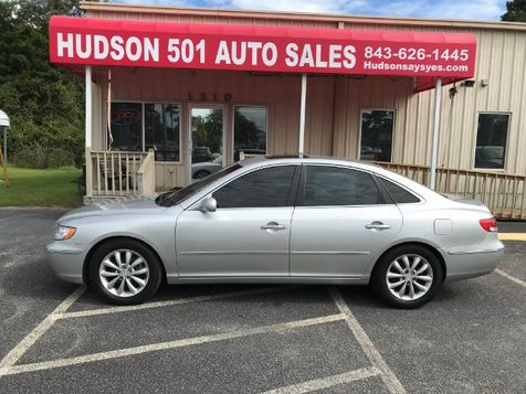 2006 Hyundai Azera Limited | Myrtle Beach, South Carolina | Hudson Auto Sales in Myrtle Beach, South Carolina