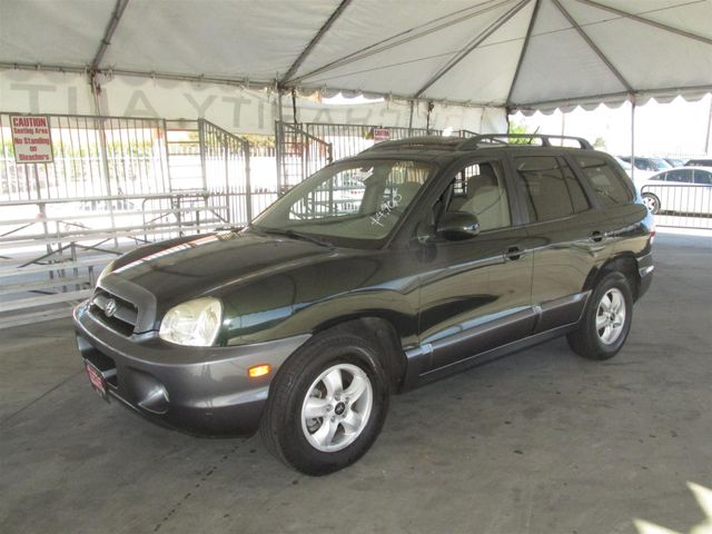 2006 Hyundai Santa Fe GLS Gardena, California