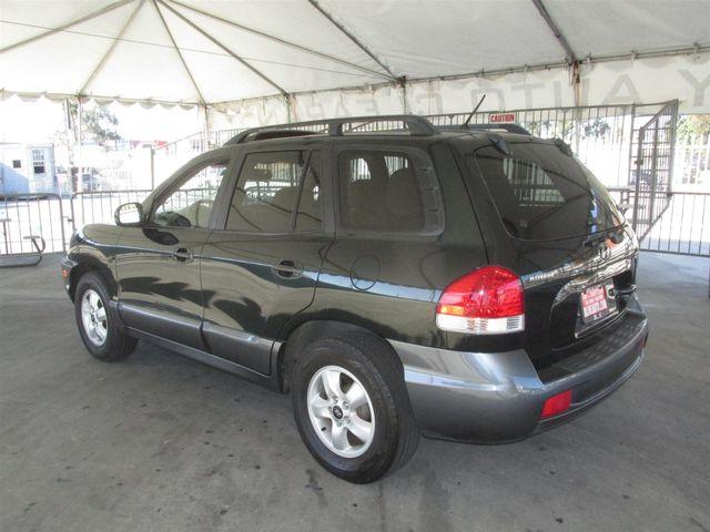 2006 Hyundai Santa Fe GLS Gardena, California 1