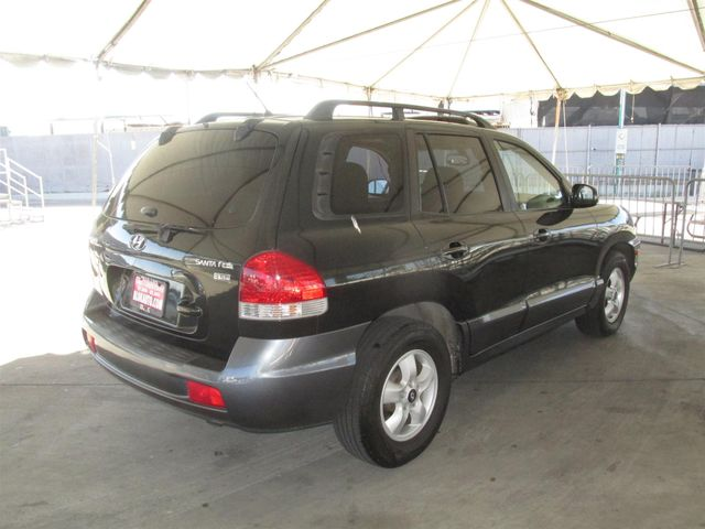 2006 Hyundai Santa Fe GLS Gardena, California 2