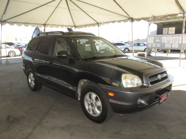 2006 Hyundai Santa Fe GLS Gardena, California 3