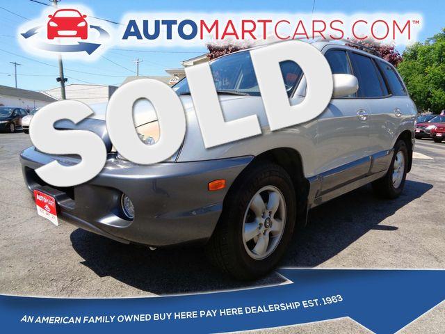 2006 Hyundai Santa Fe Limited | Nashville, Tennessee | Auto Mart Used Cars Inc. in Nashville Tennessee