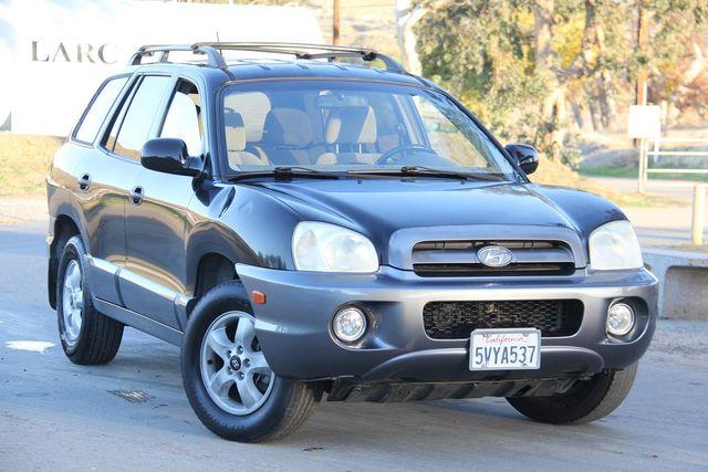 2006 Hyundai Santa Fe GLS Santa Clarita, CA 3