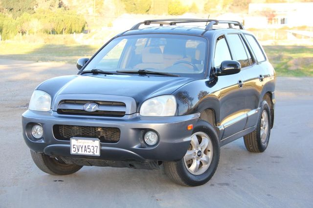 2006 Hyundai Santa Fe GLS Santa Clarita, CA 4