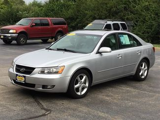 2006 Hyundai Sonata GLS | Champaign, Illinois | The Auto Mall of Champaign in Champaign Illinois