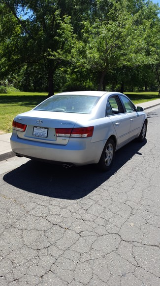 2006 Hyundai Sonata GLS Chico, CA 5