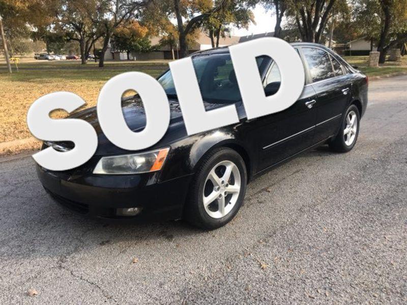 2006 Hyundai Sonata LX   Ft. Worth, TX   Auto World Sales LLC in Ft. Worth TX