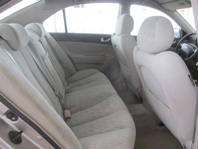 2006 Hyundai Sonata GL Gardena, California 12