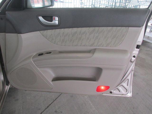 2006 Hyundai Sonata GL Gardena, California 13