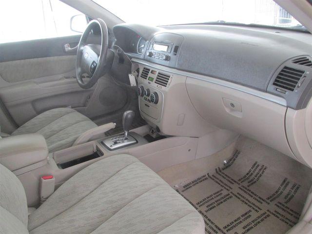 2006 Hyundai Sonata GL Gardena, California 8