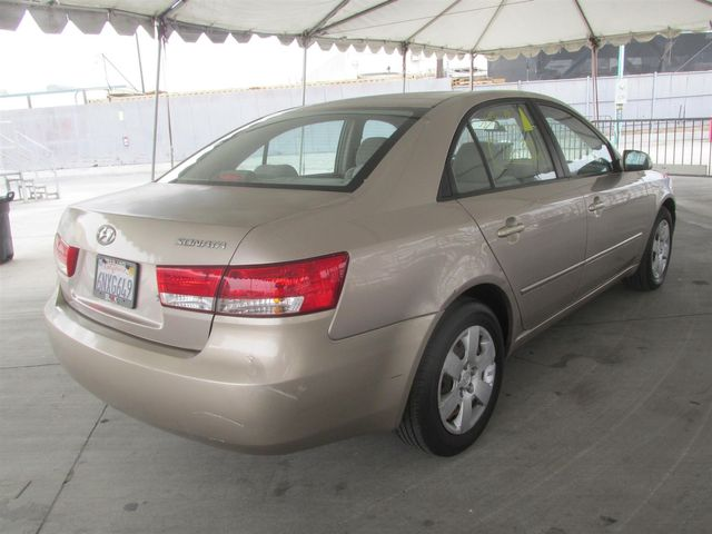 2006 Hyundai Sonata GL Gardena, California 2