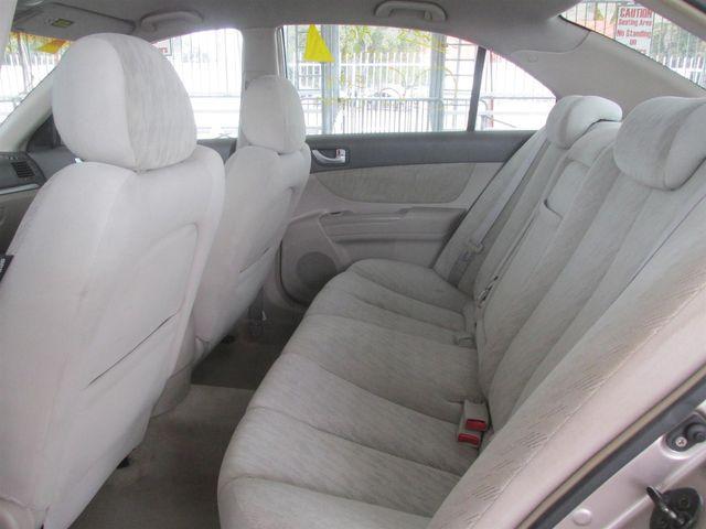2006 Hyundai Sonata GL Gardena, California 10