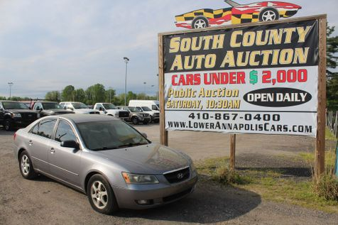 2006 Hyundai Sonata GLS in Harwood, MD