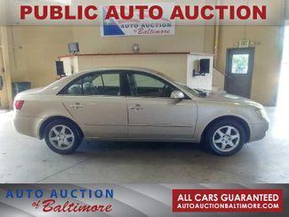 2006 Hyundai Sonata GLS   JOPPA, MD   Auto Auction of Baltimore  in Joppa MD