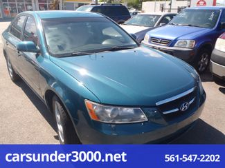 2006 Hyundai Sonata GLS Lake Worth , Florida