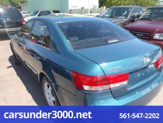 2006 Hyundai Sonata GLS Lake Worth , Florida 2