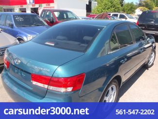 2006 Hyundai Sonata GLS Lake Worth , Florida 3