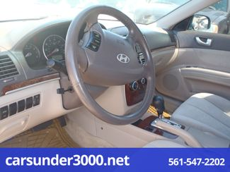 2006 Hyundai Sonata GLS Lake Worth , Florida 4