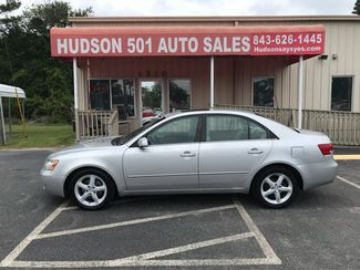2006 Hyundai Sonata LX | Myrtle Beach, South Carolina | Hudson Auto Sales in Myrtle Beach South Carolina