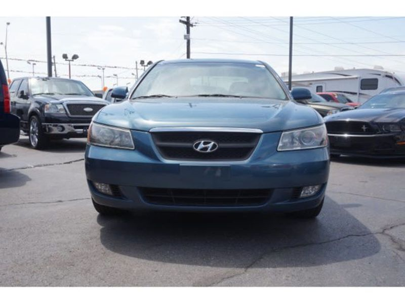 2006 Hyundai Sonata GLS | Oklahoma City, OK | Norris Auto Sales (NW 39th) in Oklahoma City OK
