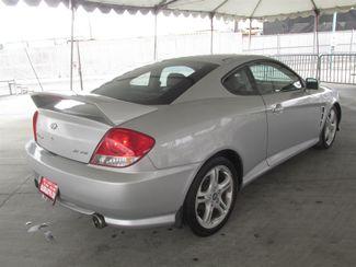 2006 Hyundai Tiburon GT Gardena, California 2