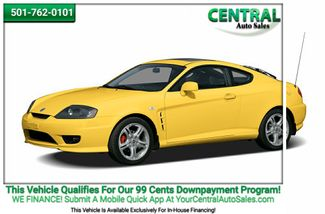 2006 Hyundai TIBURON/PW  | Hot Springs, AR | Central Auto Sales in Hot Springs AR