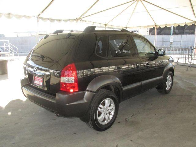 2006 Hyundai Tucson GLS Gardena, California 2