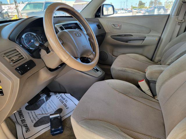 2006 Hyundai Tucson GLS Gardena, California 4