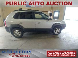 2006 Hyundai TUCSON  | JOPPA, MD | Auto Auction of Baltimore  in Joppa MD