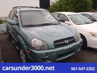 2006 Hyundai Tucson Limited Lake Worth , Florida