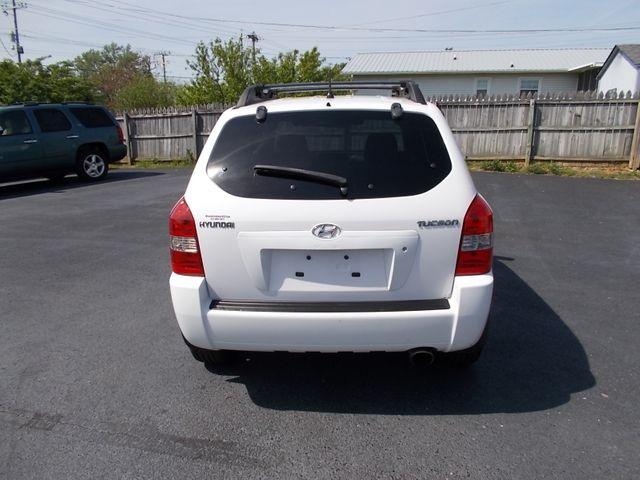 2006 Hyundai Tucson GL Shelbyville, TN 13