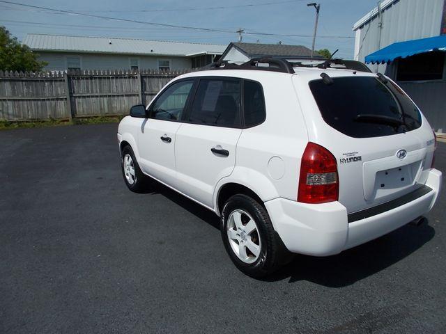 2006 Hyundai Tucson GL Shelbyville, TN 4